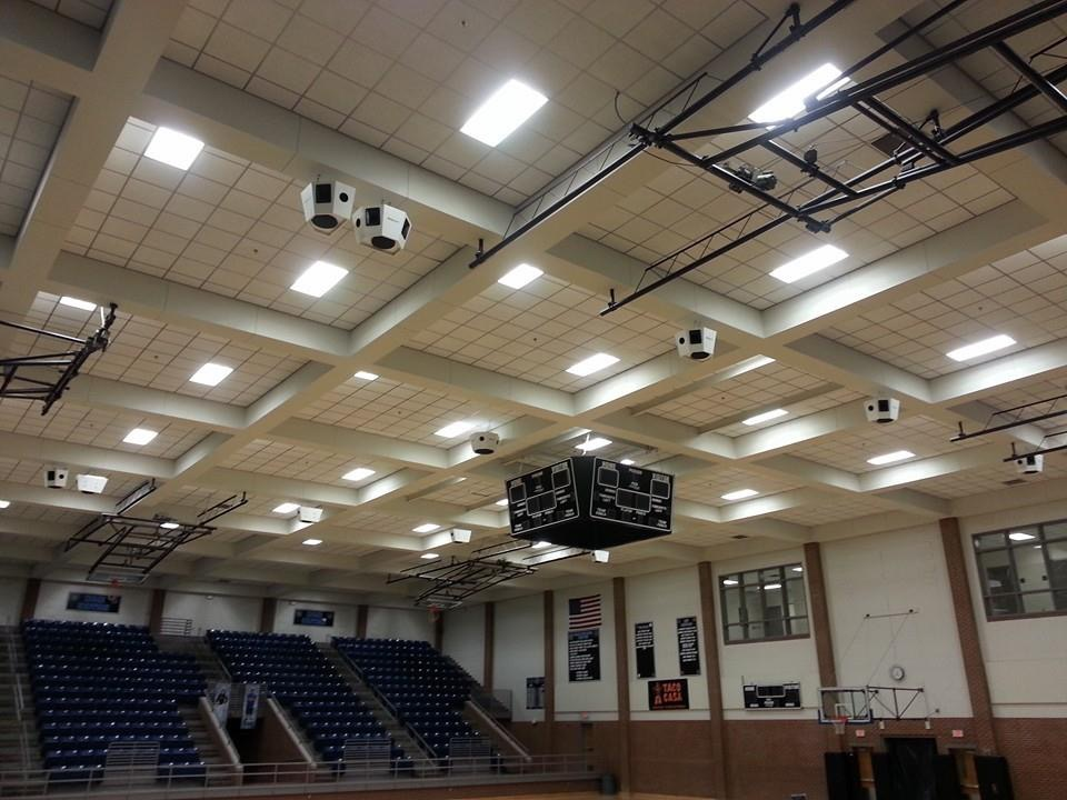 Arlington High School Gym