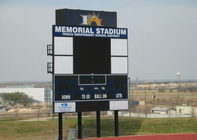 Frisco ISD Big Screen Speaker